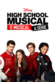 High School Musical: O Musical - A Série 1ª Temporada Torrent (2019) Dual Áudio WEB-DL 720p Legendado Download