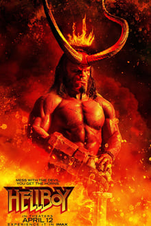Hellboy: Rise of the Blood Queen (2019)