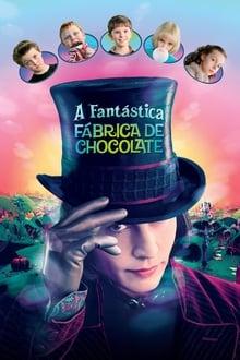 A Fantástica Fábrica de Chocolate Dublado ou Legendado
