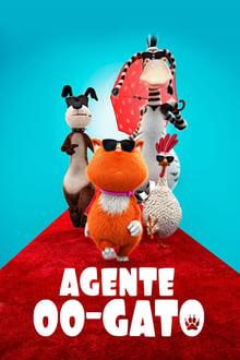 Agente 00-Gato Torrent (2019) Dual Áudio 5.1 WEB-DL 720p e 1080p Dublado Download