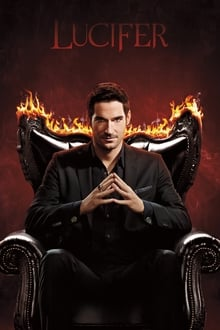 Lucifer 3ª Temporada (2017) Torrent – WEB-DL 720p Dublado / Dual Áudio Download