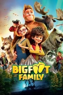 Image Bigfoot Family