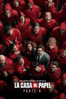 La casa de papel 4ª Temporada (2019) Torrent Dublado