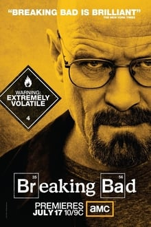 Imagem Breaking Bad: A Química do Mal