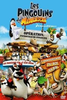 Les Pingouins de Madagascar : Du nouveau au zoo