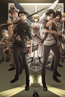Shingeki No Kyojin - Saison 3