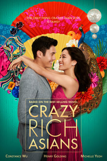 Pasakiškai turtingi / Crazy Rich Asians