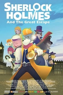 Sherlock Holmes and the Great Escape 2021