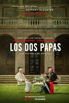 Poster diminuto de Los dos papas (2019)