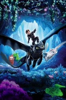 Kaip prisijaukinti slibiną 3 / How to Train Your Dragon: The Hidden World filmas online nemokamai