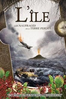 L'Ile : les naufragés de la terre perdue