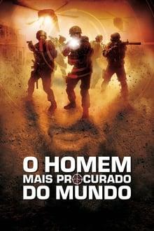 Poster O Homem Mais Procurado do Mundo Torrent (2013) Dual Áudio BluRay 1080p – Download
