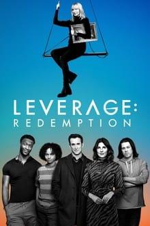 Leverage: Redemption – Todas as Temporadas – Legendado