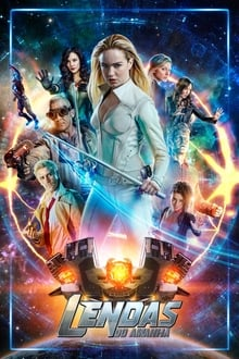 DCs Legends of Tomorrow 4ª Temporada Completa Torrent (2019) Dual Áudio WEB-DL 720p Download