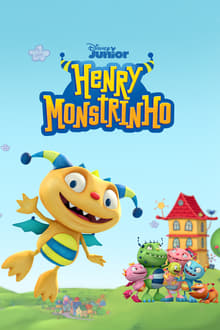 Henry Hugglemonster 1ª Temporada Completa