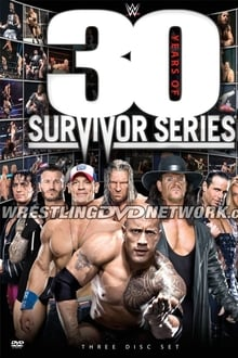 WWE: 30 Years of Survivor Series