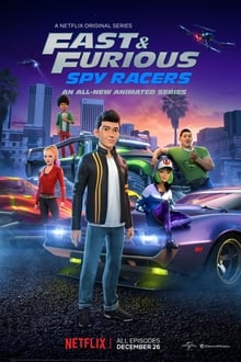 Fast and Furious Spy Racers [Season 1] Episodes Hindi-English Dual Audio NF WEB-DL ESub 480p 720p x264
