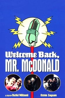 Welcome Back, Mr. McDonald