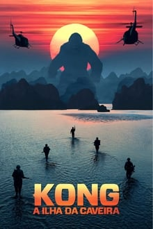 Kong: A Ilha da Caveira Dublado ou Legendado