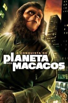 A Conquista do Planeta dos Macacos Dublado