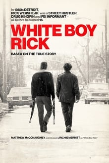 Baltasis Rikas / White Boy Rick