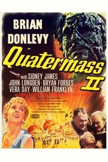 Quatermass 2: Usina de Monstros Torrent (1957) Dual Áudio / Dublado BluRay 1080p – Download