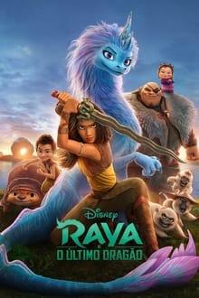 Raya e o Último Dragão Dublado ou Legendado
