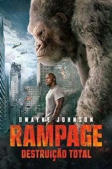 Rampage: Destruição Total Torrent (2018) Dublado / Dual Áudio Bluray 720p 1080p