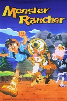 Monster Rancher – Todas as Temporadas – Dublado