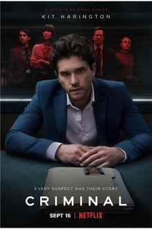 Criminal: United Kingdom 2ª Temporada Completa