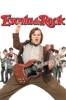 Escola de Rock Dublado ou Legendado