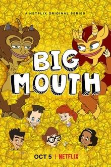 Big Mouth Saison 4