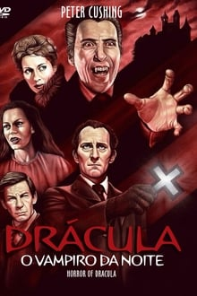 Drácula – O Vampiro Da Noite Torrent (1958) Dual Áudio / Dublado BluRay 1080p – Download
