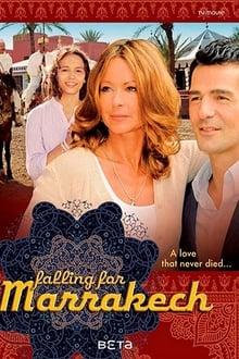 Falling far Marrakech