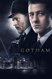 Gotham 2ª Temporada (2015) Torrent – WEB-DL 720p Dual Áudio Download [Completa]