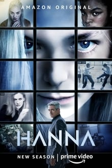 poster Hanna 1ª Temporada Torrent (2019) Dublado / Legendado WEB-DL 720p | 1080p – Download