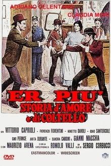 Er più: storia d'amore e di coltello (1971)