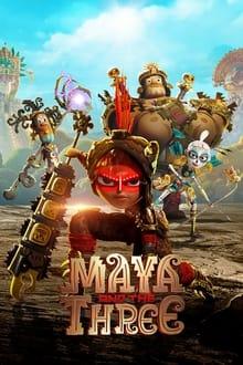 Assistir Maya e os 3 Guerreiros – Todas as Temporadas – Dublado / Legendado