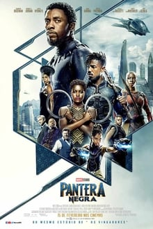 Baixar filme Pantera Negra Torrent (2018) Dublado e Legendado – Download