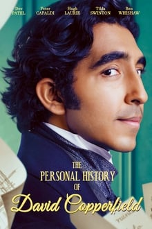 A Vida Extraordinária de David Copperfield Torrent (2020) Legendado BluRay 1080p Download