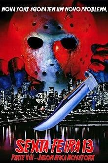 Sexta-Feira 13 – Parte 8: Jason Ataca em Nova York Torrent (1989) Dublado / Dual Áudio Bluray 720p Download