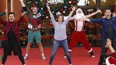 My Mom, Greg's Mom and Josh's Sweet Dance Moves!