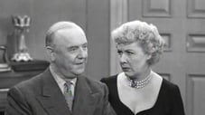 Fred and Ethel Fight
