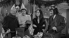 The Addams Family Meets a Beatnik
