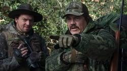Nuevo trailer online Pelicula De caza con papá