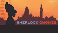 Vision de Sherlock Gnomes pelicula online