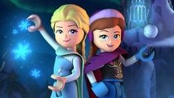 Vision de LEGO Frozen: luces de invierno pelicula online