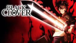 Poster Serie Black Clover online