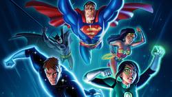 Vision de La Liga de la Justicia vs Los Cinco Fatales pelicula online