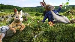 Nuevo trailer online Pelicula Peter Rabbit